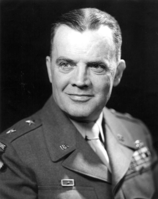 Brig Gen Anthony C McAuliffe