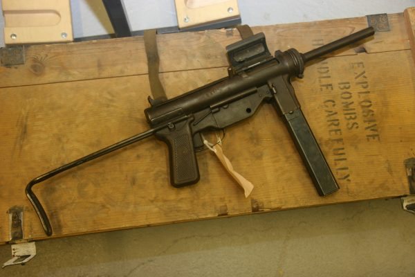 The Modified M3 Grease Gun in WWII - World War Media